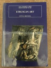 The Yale University Press Pelican History of Art: Etruscan Art by Otto J....