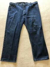 Carhartt Mens Jeans 100% Cotton USA Made Size 50X30 - (I1020F)