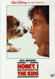 HONEY, I SHRUNK THE KIDS - Rick Moranis DISNEY DVD NEW