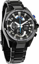 Imported Casio Edifice Luxury EFR-540BK-1A Analog Black Chronograph Mens Watch