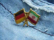 Pin Deutschland Germany Iran Persien Iranflagge Trikolore Deutschlandflagge B