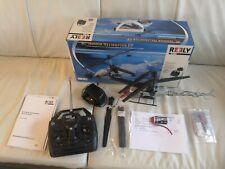 REELY Sky Helikopter Ferngesteuert Doppelrotor RC Indoor EP 40 MHz 4 Kanal