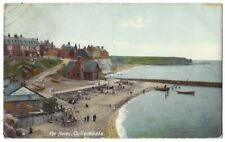 CULLERCOATS The Haven, Northumberland Postcard by Hartmann Postally Used 1909