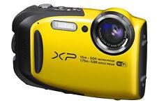 Yellow Waterproof Digital Cameras