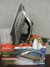 NOB Sunbeam AERO Ceramic Soleplate Iron Digital Control Model-GCSBDS-209 -1600W