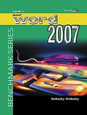Microsoft Word 2007, Level 1 - With CD