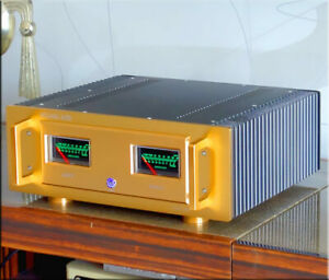 HiFi Class A /Class AB Pure Power Amplifier 2.0 Channel Home Stereo Audio Amp
