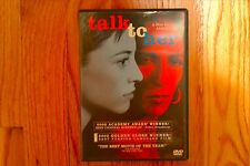 Talk To Her (Dvd, 2002, Widescreen)
