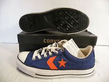 CONVERSE ALL STAR PLAY EV DENIM OX LOW MEN SHOES BLUE 109894F SIZE 11.5 NEW