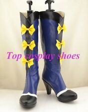 Tales of Vesperia Judith Cosplay Boots Cosplay Shoes Ver 2 Halloween Christmas