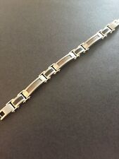 Steel Heavy Bracelet 9.25� Men's Fashion 316L Stainless
