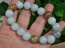 100% Natural A Jade Jadeite Bead Beads Bangle Bracelet 12 mm 00452