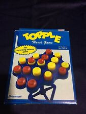 Topple Travel Edition Board Game