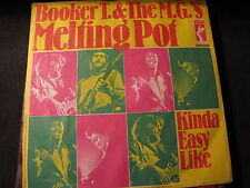 """BOOKER T & THE MELTING POT - melting pot SINGLE 7"""""""