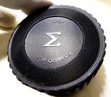 Sigma For Olympus OM Rear Lens Cap manual focus 28mm 50mm zuiko