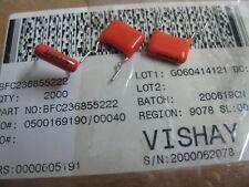 NOS Vishay Marketing Orange Drop 0.01uF 10000pF 10K 400 V condensateur 7 X PIECES