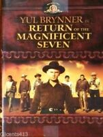 Return of the Magnificent Seven (Widescreen DVD, 2001)