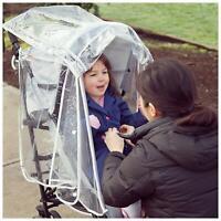 Diono STROLLER RAIN COVER PLUS Baby Stroller Accessory BN