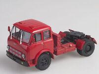 MAZ-504A Soviet Retro Tractor truck 1:43 diecast scale Traktor tracteur