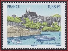 2011 FRANCE N°4543** ANGERS, CATHEDRALE SAINT MAURICE, France 2011 MNH
