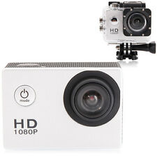 """Hot 2.0"""" HD 1080P Extreme Sport DV Waterproof Video Camera for SJ4000 Silver"""