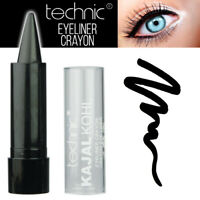 Technic Kajal Kohl Eyeliner Black Crayon Liner