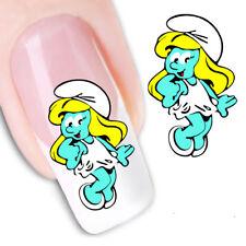 Adesivi stickers puffetta n° 22 per la decorazione di unghie, nail art FX1244