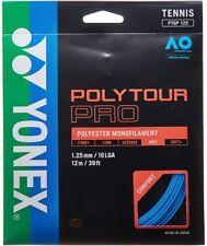 Yonex Poly Tour Pro Blue 16L Gauge 1.25mm Tennis String