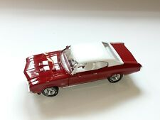 1970 Buick GS Red with White Top - Ertl - Collectors Guild - 1/18 1/2500 - RARE