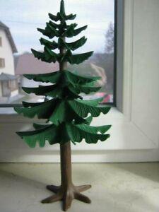 Playmobil zu 3741 Jägersitz oder 7725 große Tanne Tannenbaum 30 cm