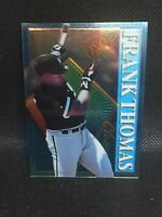 1995 Topps Stadium Club Clearcut Members Only Frank Thomas #4 HOF MINT