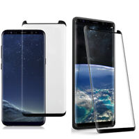 Poetic Anti-dust For Samsung Galaxy Note 8 / S8+ Tempered Glass Screen Protector