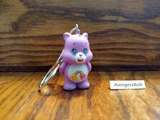 Care Bears Unbearably Cute Vinyl Keychain Series KidRobot Best Friend Bear 2/24
