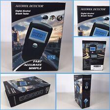 Digital Breath Alcohol Tester Breathalyzer Analyzer