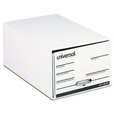 Universal Office Products 8522001 Storage Box Drawer Files, Legal, Fiberboard,