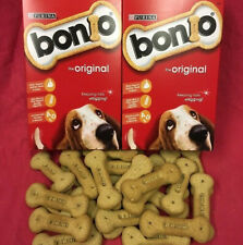 Dog Biscuits Bonio Original 650g X 2 Training Treat Healthy Teeth Gums Digestion
