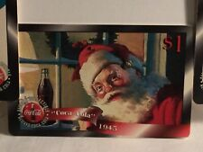 Coca Cola $1 Sprint Santa Phone Card # 16, 17, 18, 19, 20 LOT OF 5 NEW