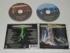 DAVID ARNOLD/Godzilla-Original score from MP (La-La pays LLLCD 1058) 2xcd album