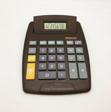 Large Desktop Calculator 8 Digit Black Large display School Home Office-AU