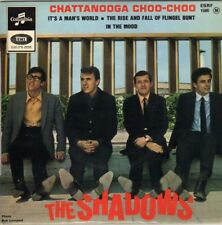 """THE SHADOWS IT'S A MAN'S WORLD FRENCH ORIG EP 45 PS 7"""""""