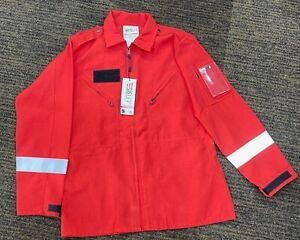 Nomex Jacket Red (#11) Size: 105R