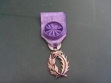 medaille  palme academique