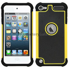 Hybrid Defender Slim Armor Hard Case Cover for Apple iPod Touch 5 th / 6 th Gen