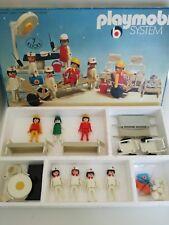 Playmobil 3404 v1 - Hospital Surgery / nurse Set (OVP, Klicky)