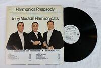 Jerry Murad's Harmonicats – Harmonica Rhapsody, Vinyl LP, Promo copy, 33rpm