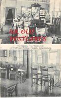 South Africa -  JOHANNESBURG, The Balcony Tea Rooms Ltd, 1910