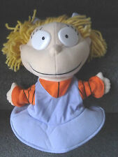 RUGRATS ANGELICA PLUSH/SOFT TOY HAND PUPPET  !