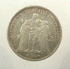 ~~ Dupré: 5 Francs Hercule 1874 K - TTB   ~~
