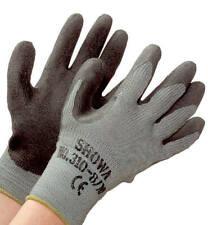 Guanto in maglia di cotone/lattice, massimo grip | Showa | 310BLK