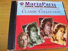 MARIA PARIS TUPPE TUPPE MARISCIA  CD CLASSIC COLLECTION RARO